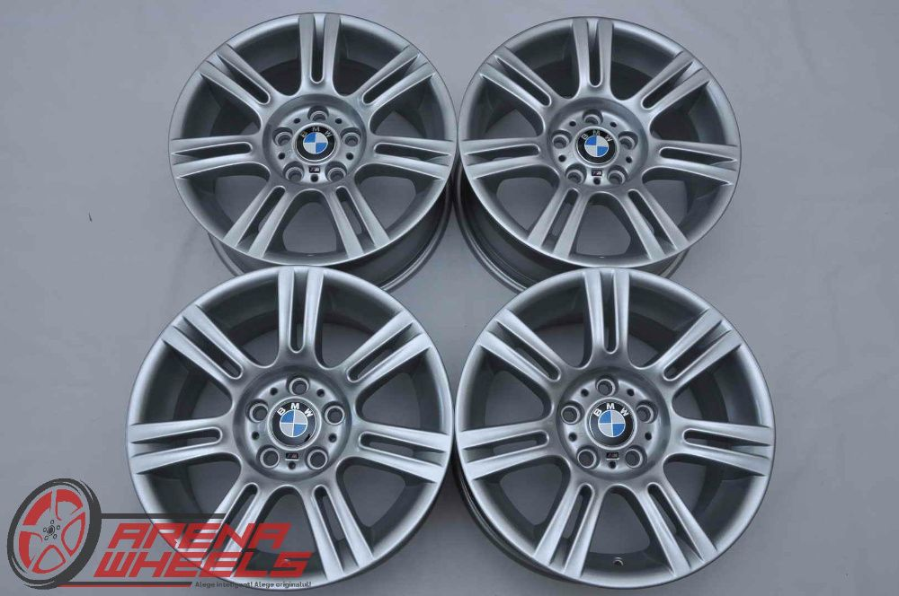Jante 17 inch Originale BMW Seria 3 E90 E91 E92 E93 Style 194M R17 Bucuresti - imagine 1