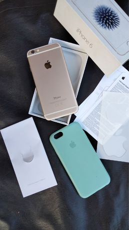 Айфон 6 Голд в идеале торг