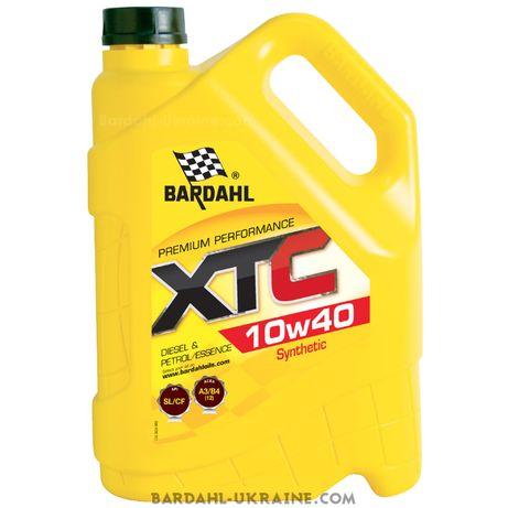 Моторное масло Bardahl 10w40 5 литров