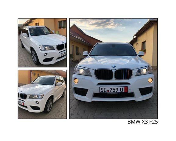 BMW X3 F25 M / Sportpaket Soft close Head up display - 195.000 km