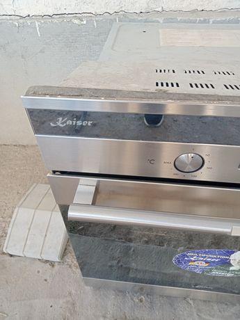 Электрический плита с духовкой
