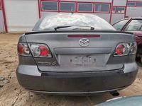 Мазда 6 2007г./Mazda 6 2007g.