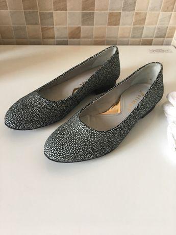 Balerini/pantofi eleganți din piele naturală, nu Musette