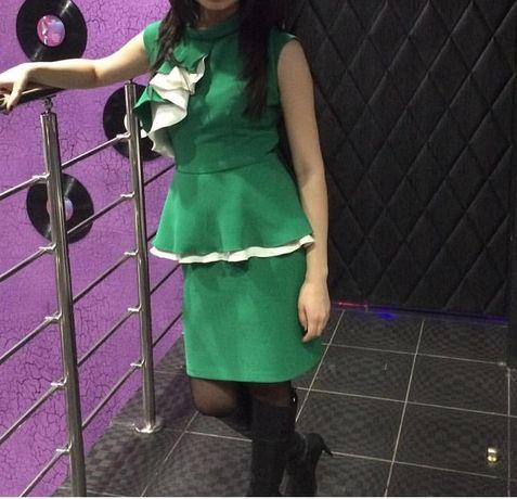 Продам платье размер на 42, одевалось 1 раз