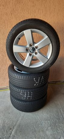 Jante vw modell united 5x112 205/55/16