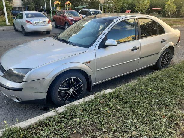 Форд мандео 3, 2002 года