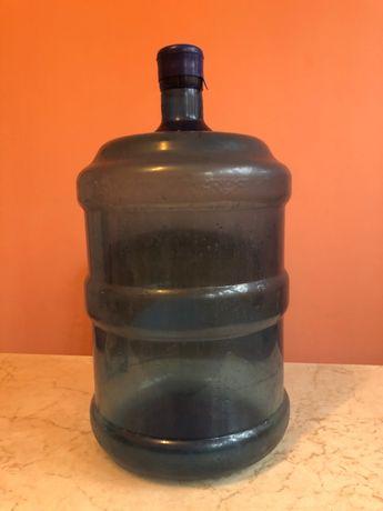 Бутылка пластиковая 19 литров