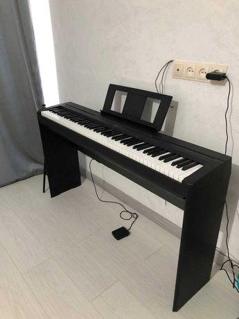 Продаём Цифровое пианино Yamaha P45