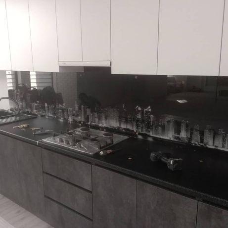 Изделий из стекла кухонный фартук душевые перегородки 8мл зеркала фасе
