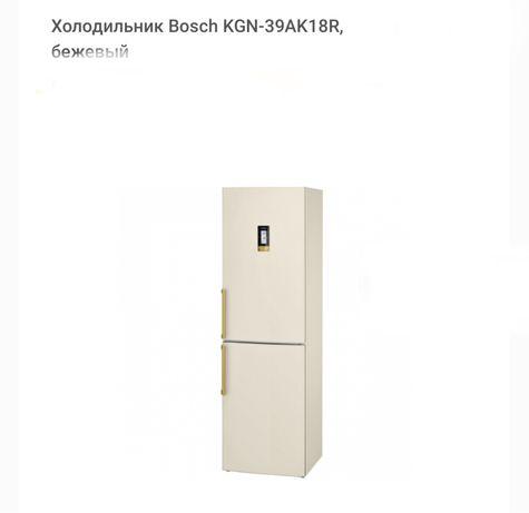 Холодильник Bosch в отличном состоянии
