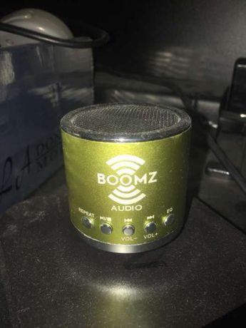 Mini boxa usa/cardMicroSD/cablu