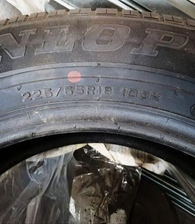 Автошина, 1 шт. Dunlop. Обмен.