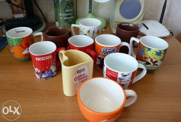 Порцеланови чаши за кафе / колекционерски /
