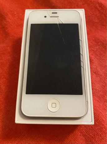 Продам iPhone 4s, телефон, мобильный, сотка запчасть