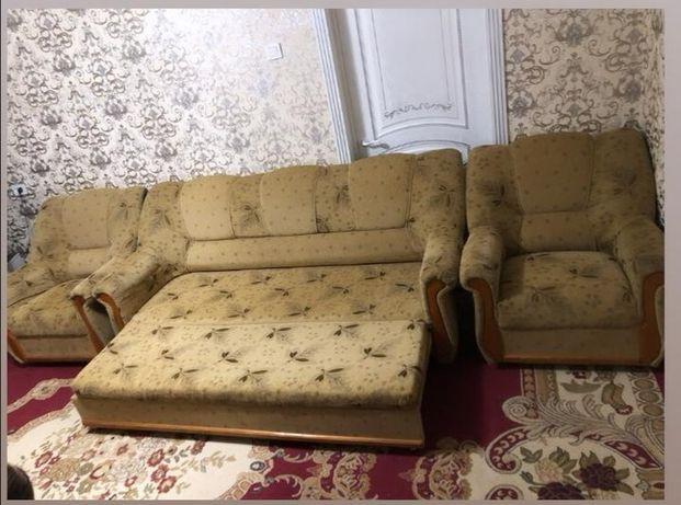 Срочно продается мягкая мебель