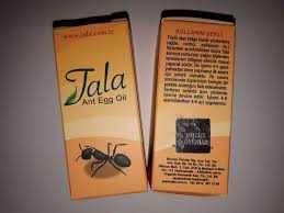 Сбогом, косми! Оригинално масло от яйца на мравки Tala