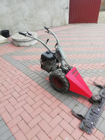 Motocositoare Casorzo. italiana
