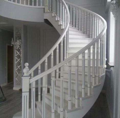 Лестницы. Монолитные