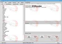 Ecu Decoder ecudecoder оригинален софт за dpf off, egr off, dtc off