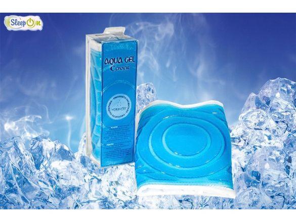 Калъф за възглавница АQUA GEL с охлаждащ ефект