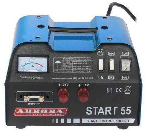 Пуско-зарядное устройство START 55 BLUE|AVRORA