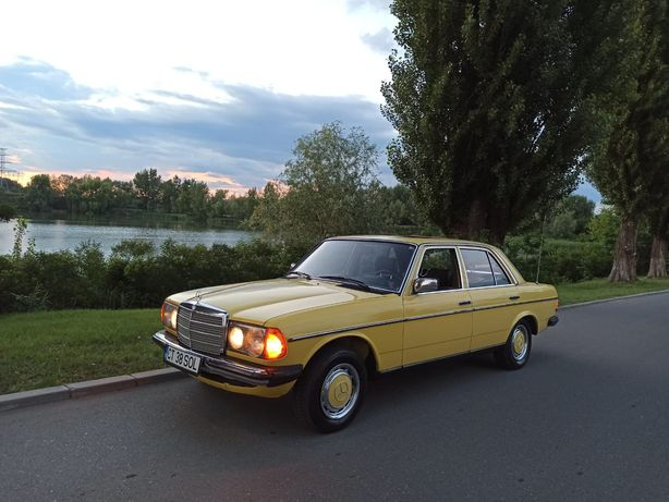 "Închiriez Mercedes 230E Cobra ""Experienta Vintage"" Mașina de Epoca"