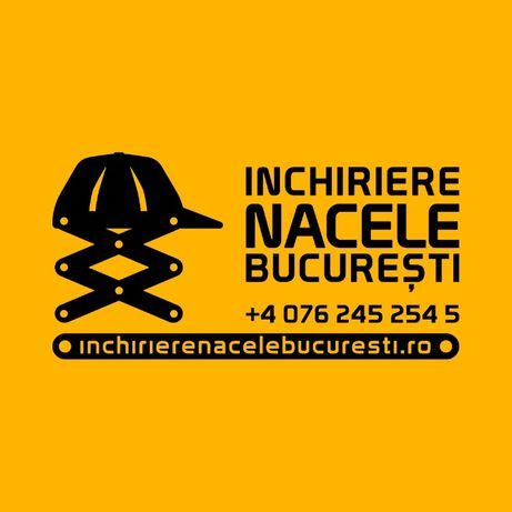 Inchiriere Nacela Foarfeca - Inchirieri Nacele 23M