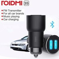 Фм трансмитер xiaomi roidmi 3s и зарядно за кола