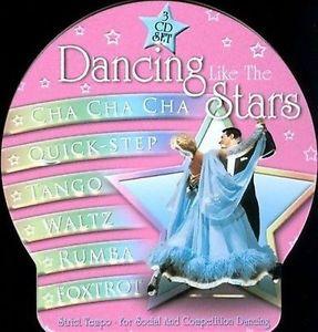 Set 3 CD originale sigilate Dancing Like The Stars