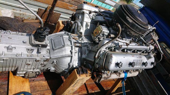 Ямз-238 двигатель