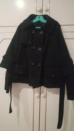 Дамско палтенце, черно