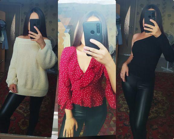 Дешёво одежда для молодых девушек блузка майка свитер топ ветровка