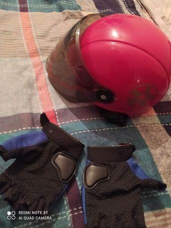 Шлем от мапед  .