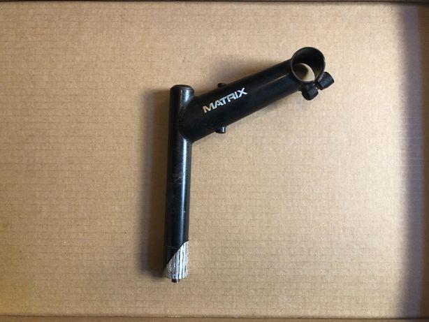 Pipa bicicleta Matrix 25.4mm +opritor cablu cantilever