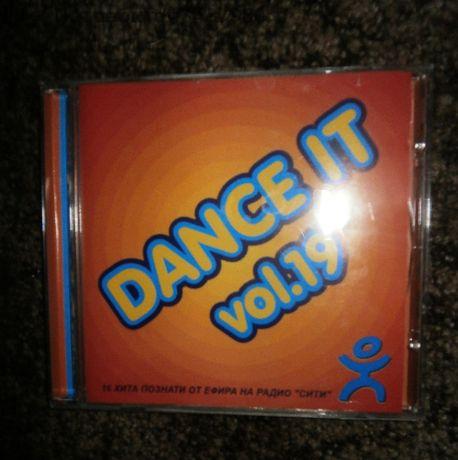 CD с дискотечни хитове на радио City