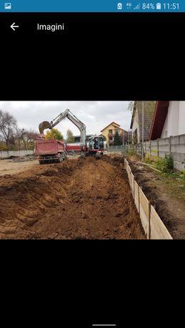 Sapaturi excavatii demolari