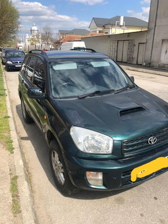 Dezmembrez sau Piese Toyota Rav4 Diesel 2003