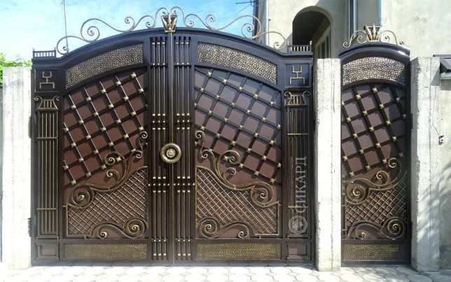 Ворота (каталог через ватсап). Возможны варианты доставки по области !