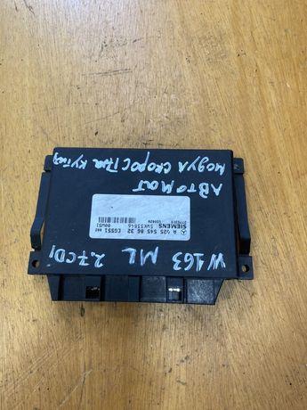 ML w163 2.7cdi автомат модул скоростна кутия