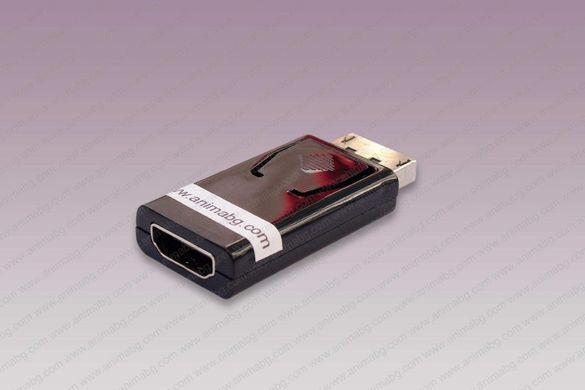 ANIMABG Преходник DisplayPort към HDMI