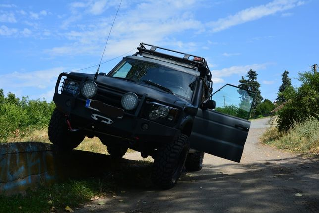Off-road 4x4 Discovery