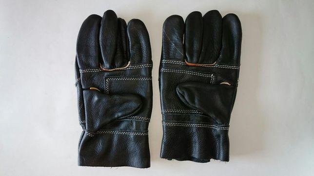 Mănuși protecție din piele