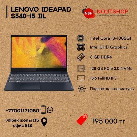Lenovo IdeaPad S340 Core i3-1005G1