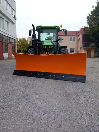 Гребло за сняг за трактори и камиони