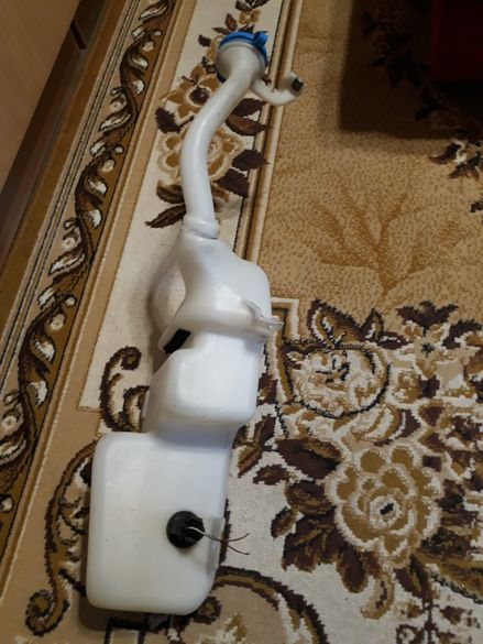 Казанче за чистачки с датчик за Sharan, Galaxy, Alhambra
