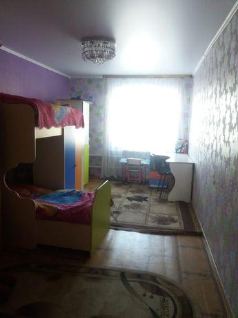 Трёхкомнатная квартира с газом в Аманкарагае