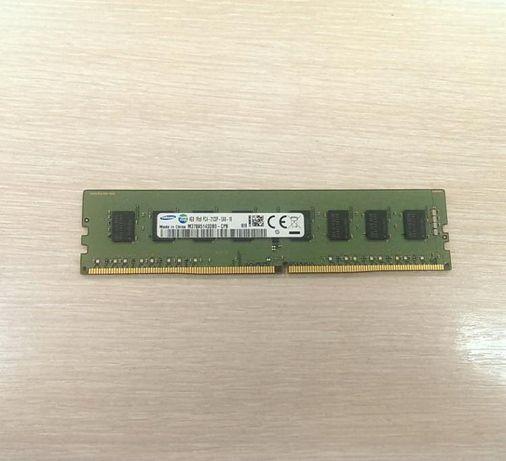 Новая оперативная память 4Gb DDR4