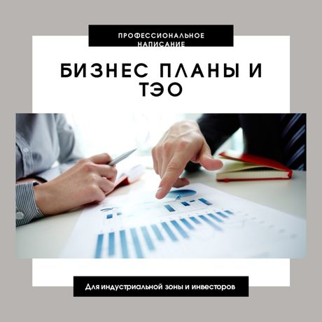 Бизнес планы и ТЭО