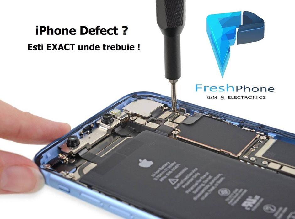 Inlocuire Sticla iPhone X Xs Xs Max Timisoara - imagine 1