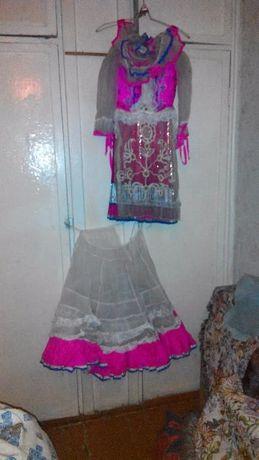 Продам танцевальный костюм